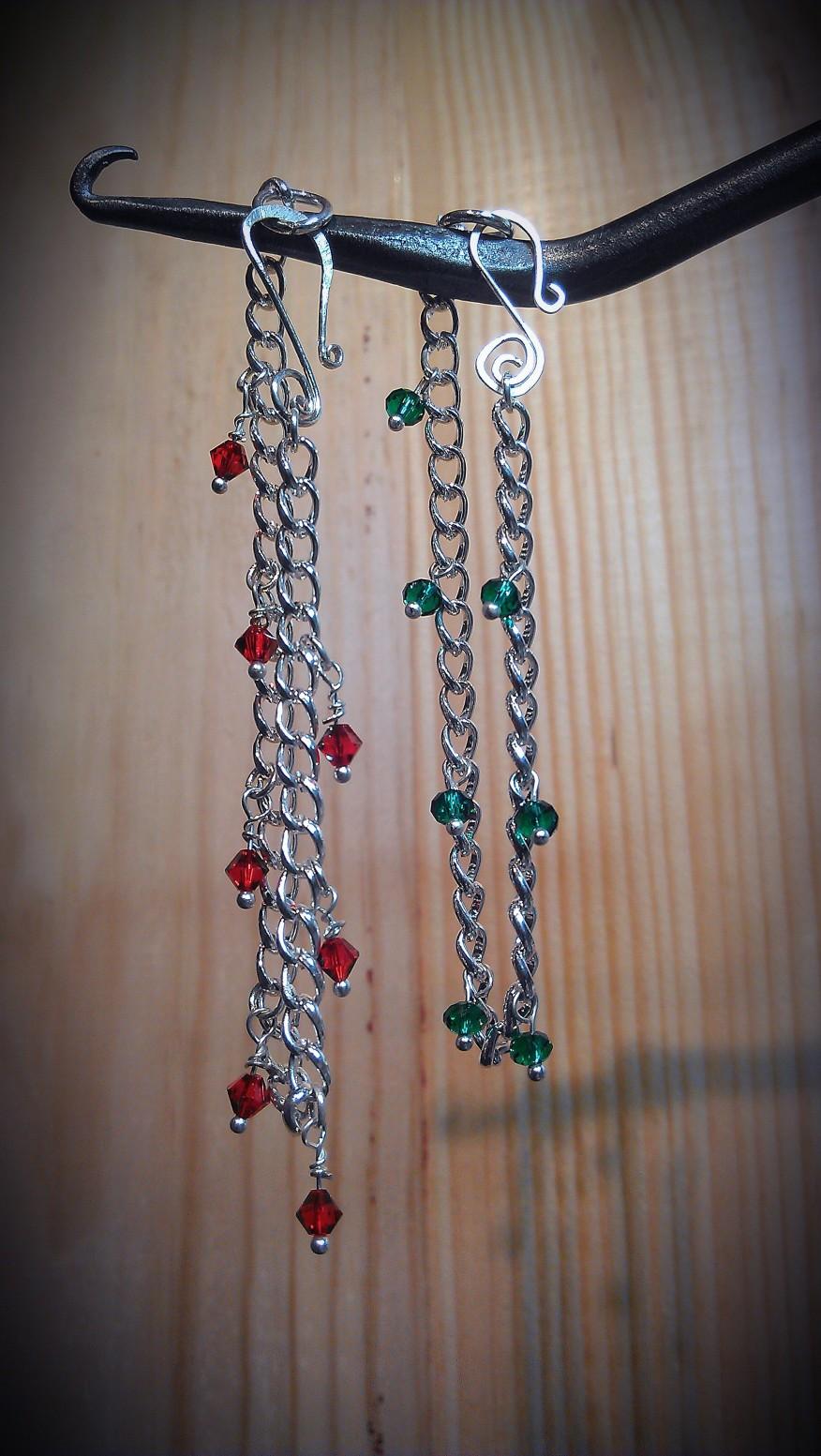 Crystal Drops Bracelet