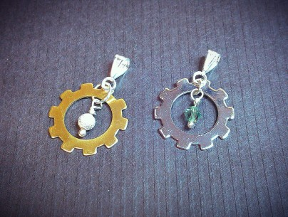 Industrial Collection Pendants